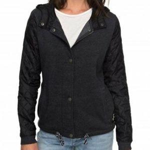 Roxy quilted fleece jacket